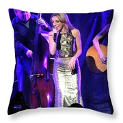Ashley Monroe - 7265 Throw Pillow