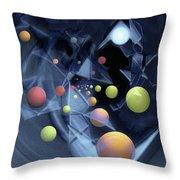 Astrologies 3 Throw Pillow