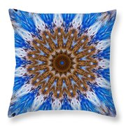 At The Edge Of The Lake Throw Pillow