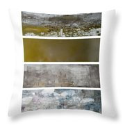 Athens Is Waking Up 1234 Throw Pillow