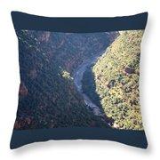 Atlas Mountains 9 Throw Pillow