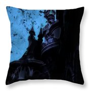 Aurora's Nightmare II Throw Pillow