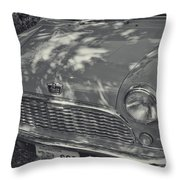 Austin Healy Throw Pillow