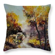 Autumn 673121 Throw Pillow