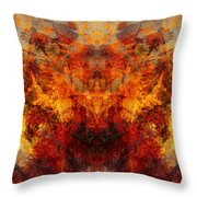 Autumn Glory Throw Pillow