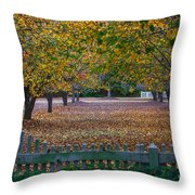 Autumn Splendor Throw Pillow