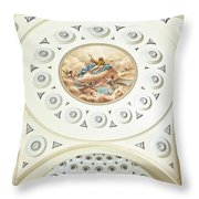 Baltimore Basilica Throw Pillow
