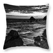 Beach 17 Throw Pillow