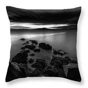 Beach 2 Throw Pillow