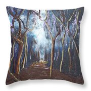Before Hope Fades Throw Pillow