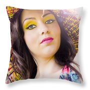 Being Your Own Person Throw Pillow