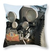 Bentley 6.5 Litre Tourer Throw Pillow