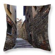 Bergamo Alta Throw Pillow
