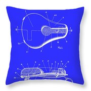 Bicycle And Motorcycle Seat 1925 Throw Pillow