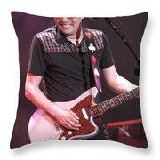 Big Head Todd - Todd Mohr Throw Pillow