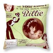 Billie Throw Pillow