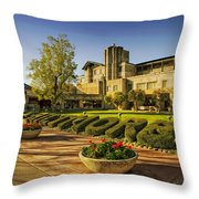 Biltmore Resort And Spa - Phoenix Throw Pillow