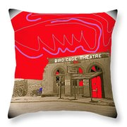 Birdcage Theater Number 2 Tombstone Arizona C.1934-2009 Throw Pillow