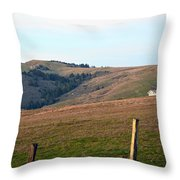 Bodega Hills Throw Pillow
