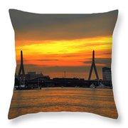 Boston 4025 Throw Pillow