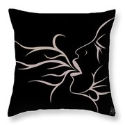 Breath Throw Pillow