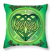 Brennan Soul Of Ireland Throw Pillow