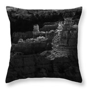 Bryce Canyon 12 Throw Pillow
