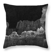 Bryce Canyon 14 Throw Pillow