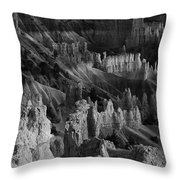 Bryce Canyon 20 Throw Pillow