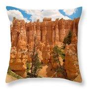 Bryce Hills 2 Throw Pillow