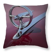 Buick 56c Super Classic Throw Pillow