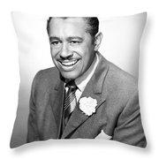 Cab Calloway (1907-1994) Throw Pillow