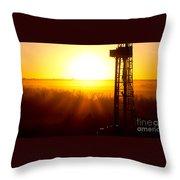 Cac001-176 Throw Pillow