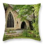 Callaway Chapel Throw Pillow