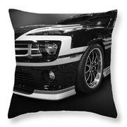 Camaro Stripes Throw Pillow