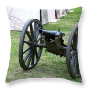 Canon Throw Pillow