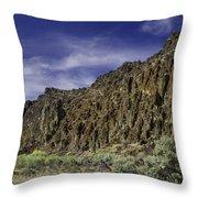 Canyon Walls 3 Throw Pillow