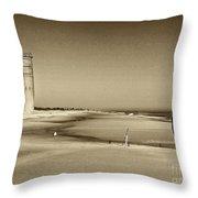 Cape Henlopen De 2 Throw Pillow