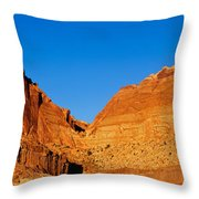 Capitol Reef National Park, Southern Throw Pillow