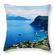 Capri Throw Pillow