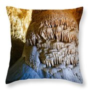 Carlsbad Cavern Throw Pillow