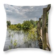Chasewater Throw Pillow