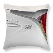 Chrysler 300 Throw Pillow
