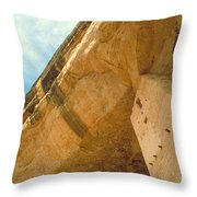 Cliff Palace Tower Throw Pillow