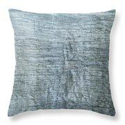 Close-up Of A Metal Wall Surface Throw Pillow