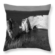 Coast 15 Throw Pillow