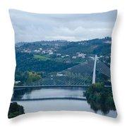 Coimbra Throw Pillow