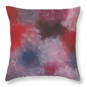 Colors Painting Throw Pillow