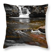 Coming To Life Throw Pillow
