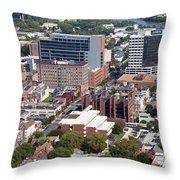 Compton Village Throw Pillow